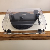 Pro-ject 6 Perspex incl nieuwe Ortofon 2M Blue